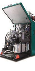 Abbildung eines Blockheizkraftwerks (BHKW)