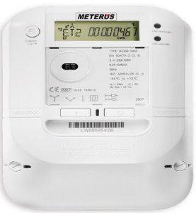 Abbildung eines Smart-Meters. Sense electra bietet den Messstellenbetrieb mit Smart-Meter an und senkt Ihren Energieverbrauch.